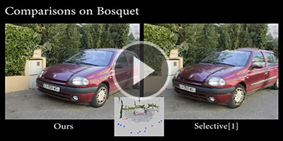 Supplemental video with all the comparisons of the paper Automatic 3D Car Model Alignment for Mixed Image-Based Rendering presented a the IEEE 3DV conference on 3D computer vision 2016.